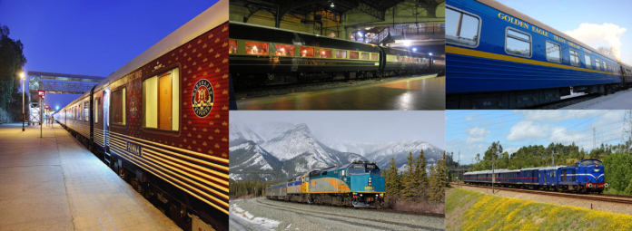 Top 5 Most Luxurious Trains in the Word for Fantastic Travel